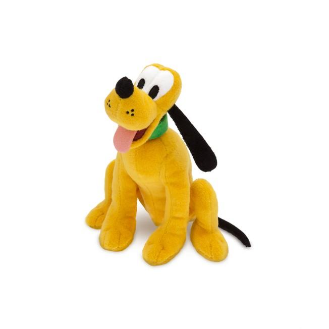 Pluto Plush – Mini Bean Bag – 8''