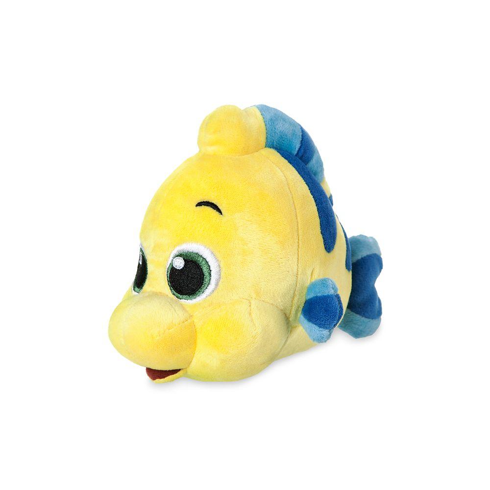 Flounder Plush  The Little Mermaid  Small  6'' Official shopDisney