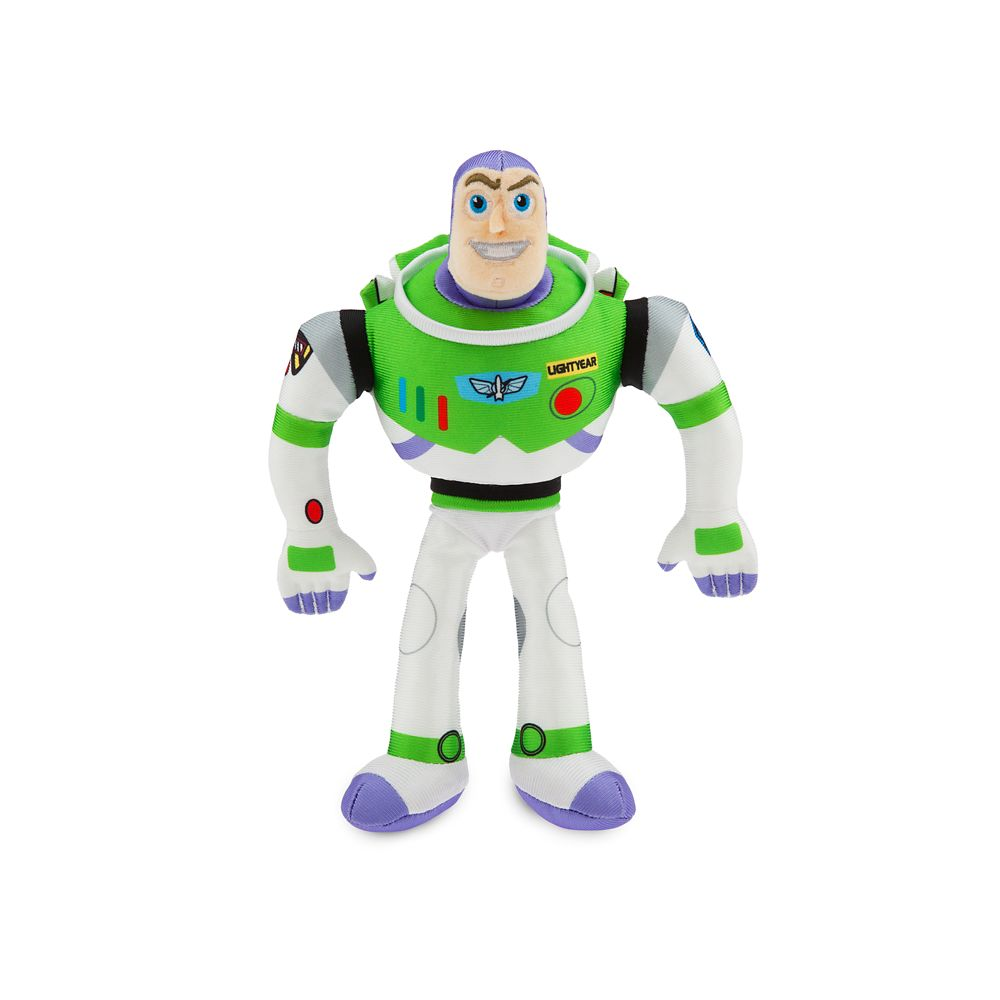 Buzz Lightyear Plush – Toy Story 4 – Mini Bean Bag – 10 1/2''