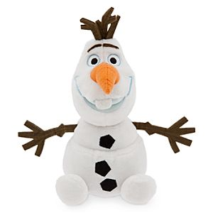 Olaf Plush - Mini Bean Bag - 8 - Frozen