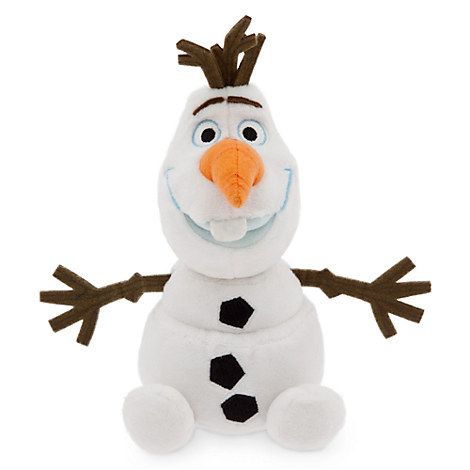 Olaf Plush - Mini Bean Bag - 8'' - Frozen