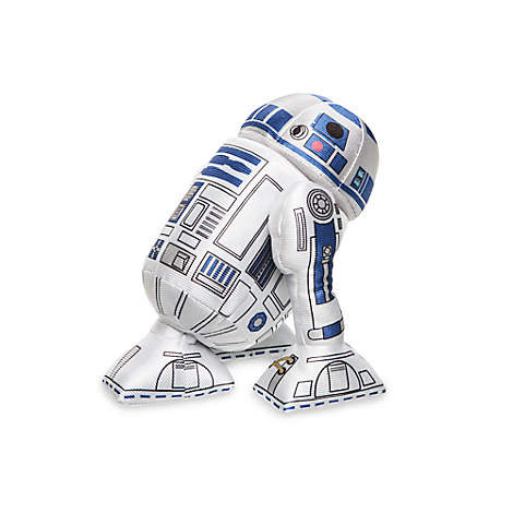 R2-D2 Plush - Star Wars - Mini Bean Bag - 8''