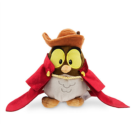 Disney Animators' Collection Owl Plush Doll - Sleeping Beauty - Small - 6''