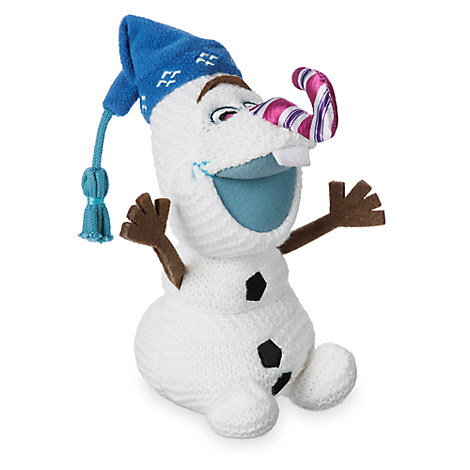 Olaf Plush - Olaf's Frozen Adventure - Small - 7 1/2''