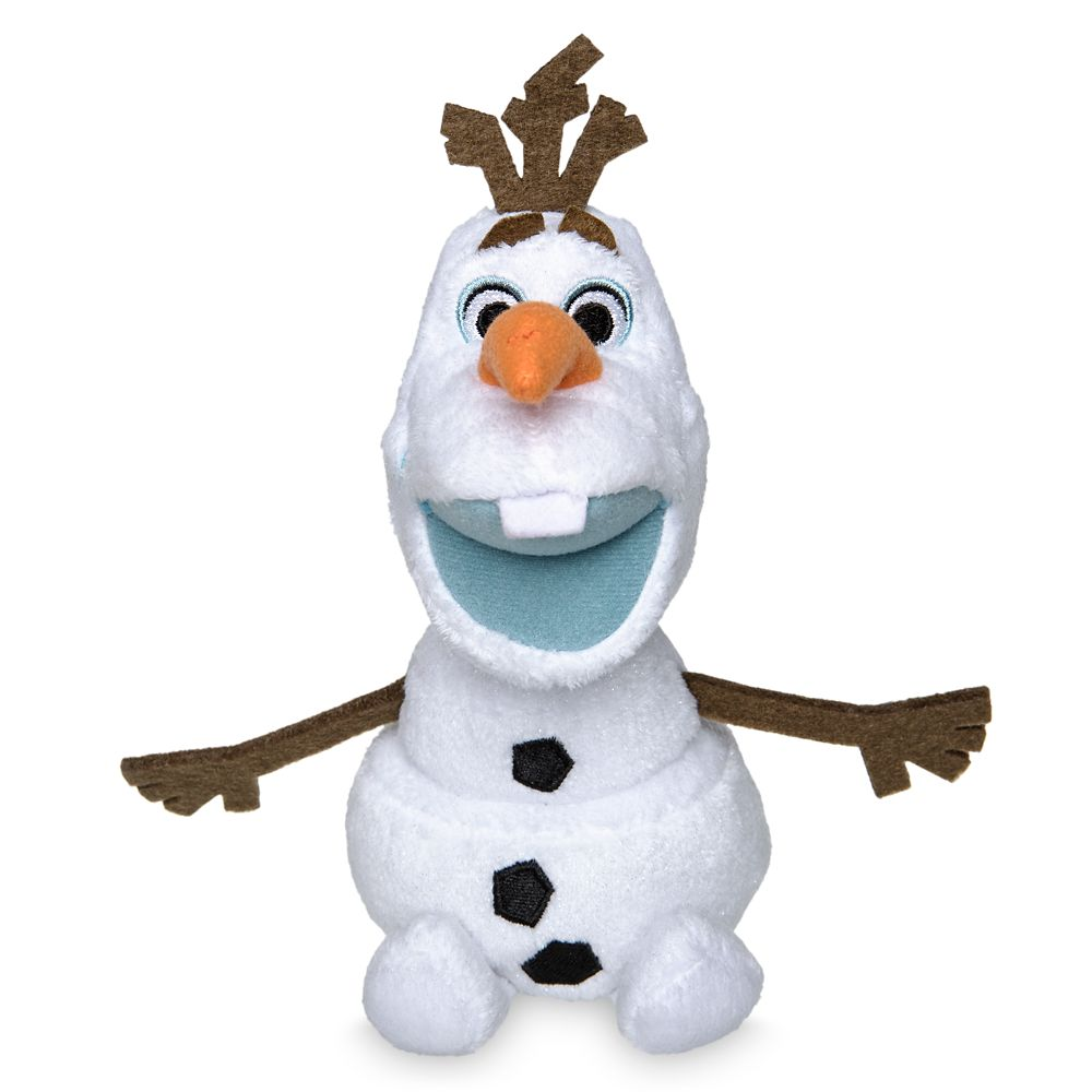Olaf Plush – Mini Bean Bag