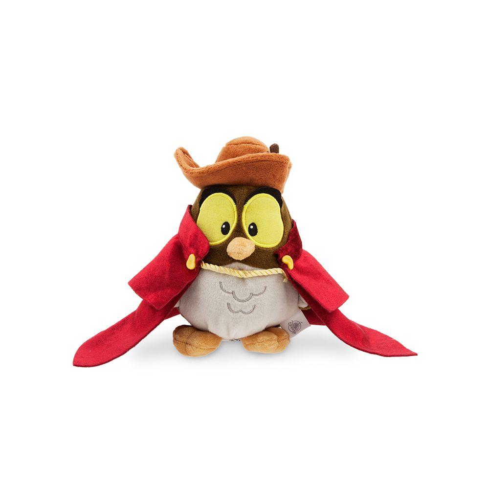 Owl Plush – Sleeping Beauty – Small – 6''