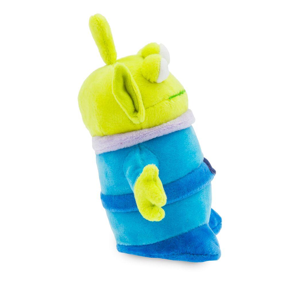 Toy Story Alien Plush – Toy Story 4 – Mini Bean Bag – 7 1/2''