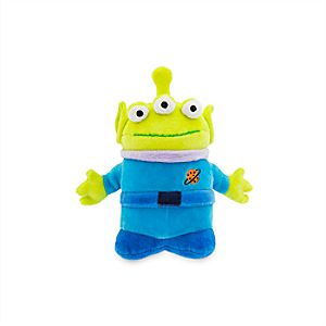 Toy Story Alien Plush - Toy Story 4 - Mini Bean Bag - 7 1/2''
