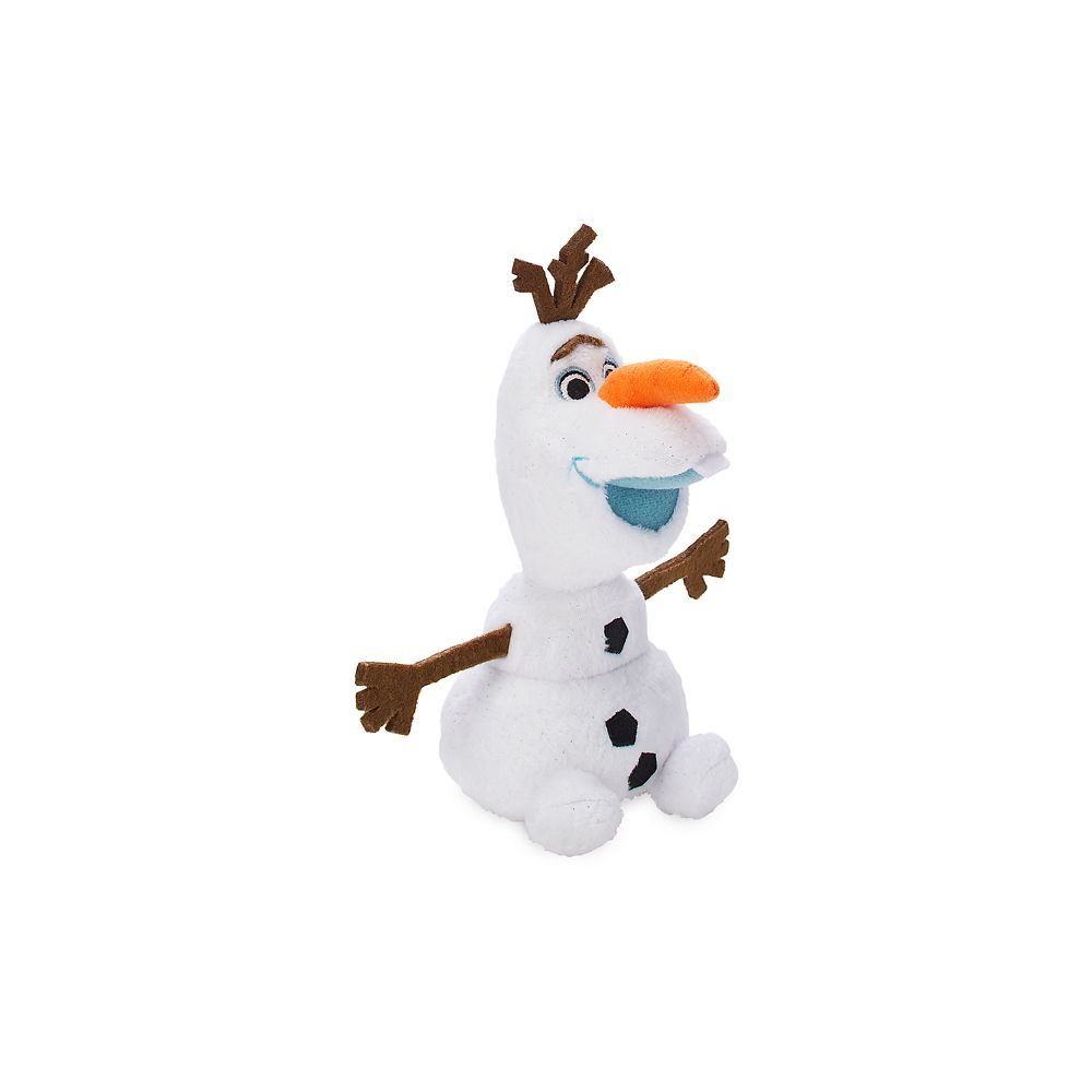 Olaf Plush – Frozen 2 – Mini Bean Bag – 6 1/2''