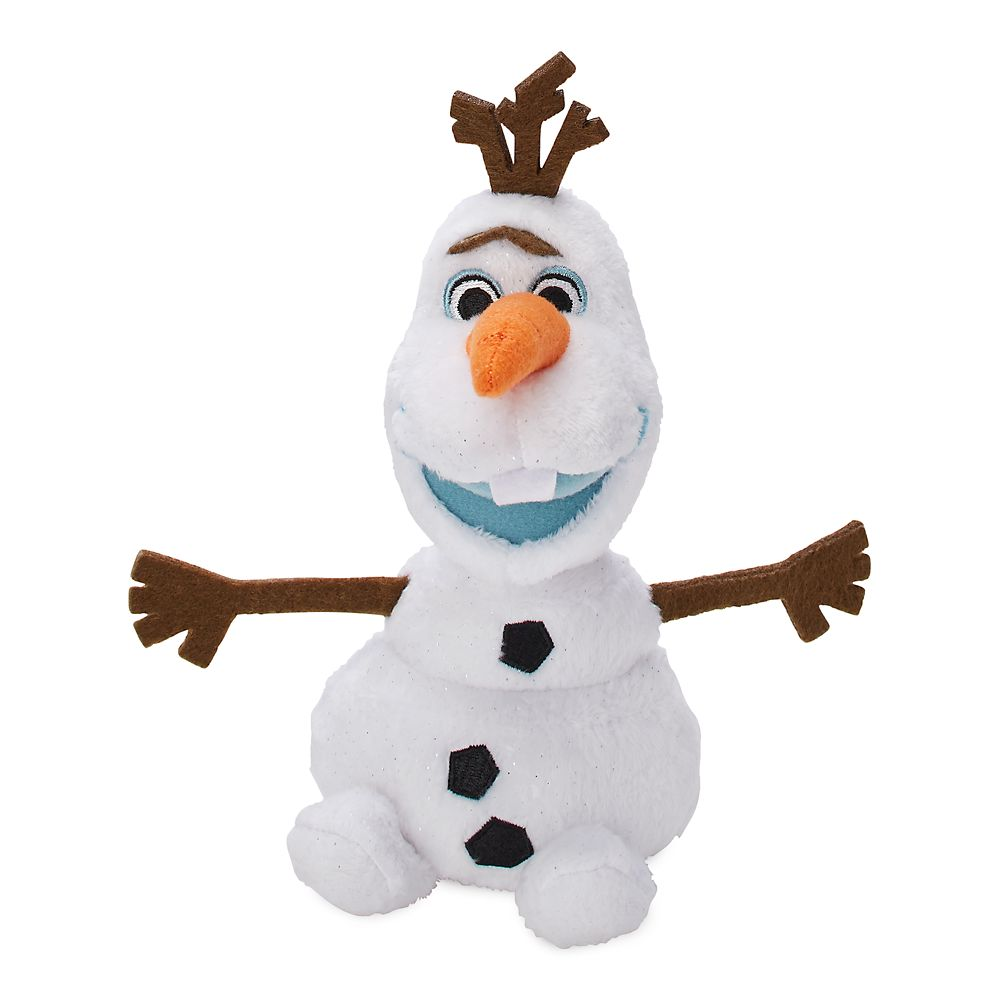 Olaf Plush – Frozen 2 – Mini Bean Bag – 6 1/2''