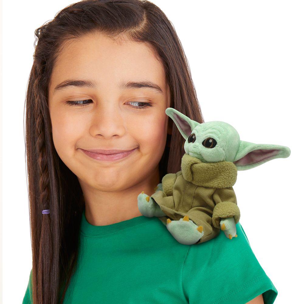 The Child Magnetic Shoulder Plush – Star Wars: The Mandalorian – Mini – 5''