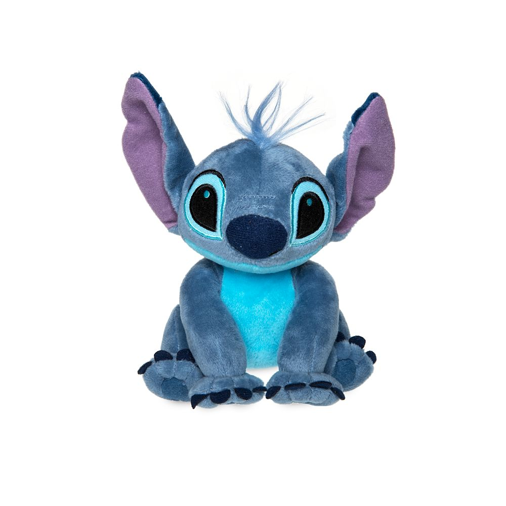 Stitch Plush – Mini Bean Bag – 6'' – Personalized