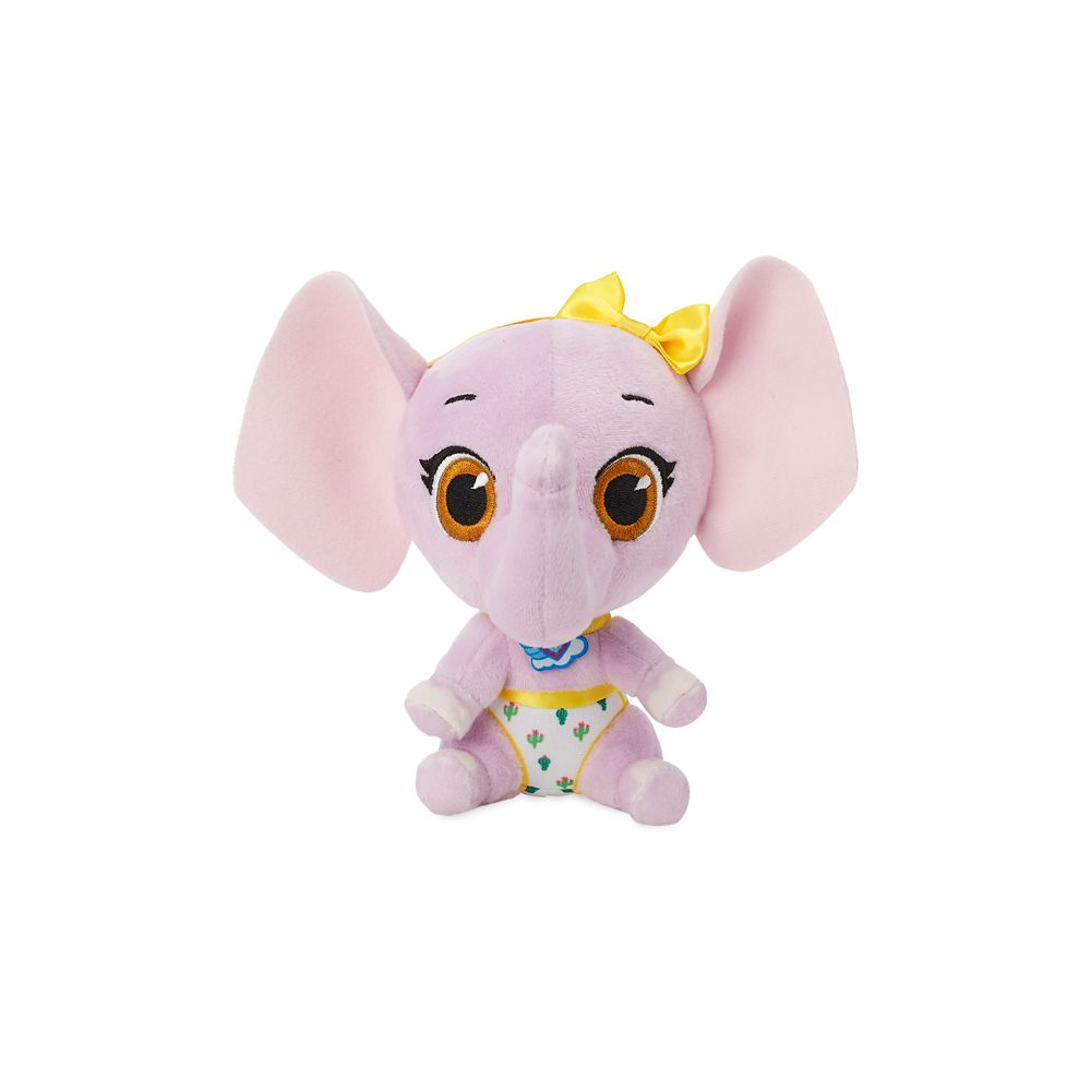 Ellie the Elephant Plush  T.O.T.S.  Small  5 1/2'' Official shopDisney
