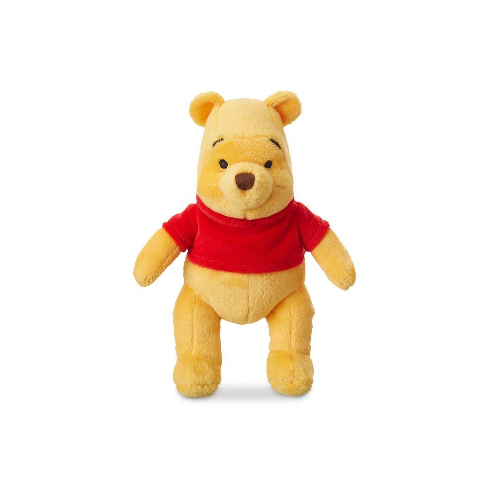 Winnie the Pooh Plush – Mini Bean Bag