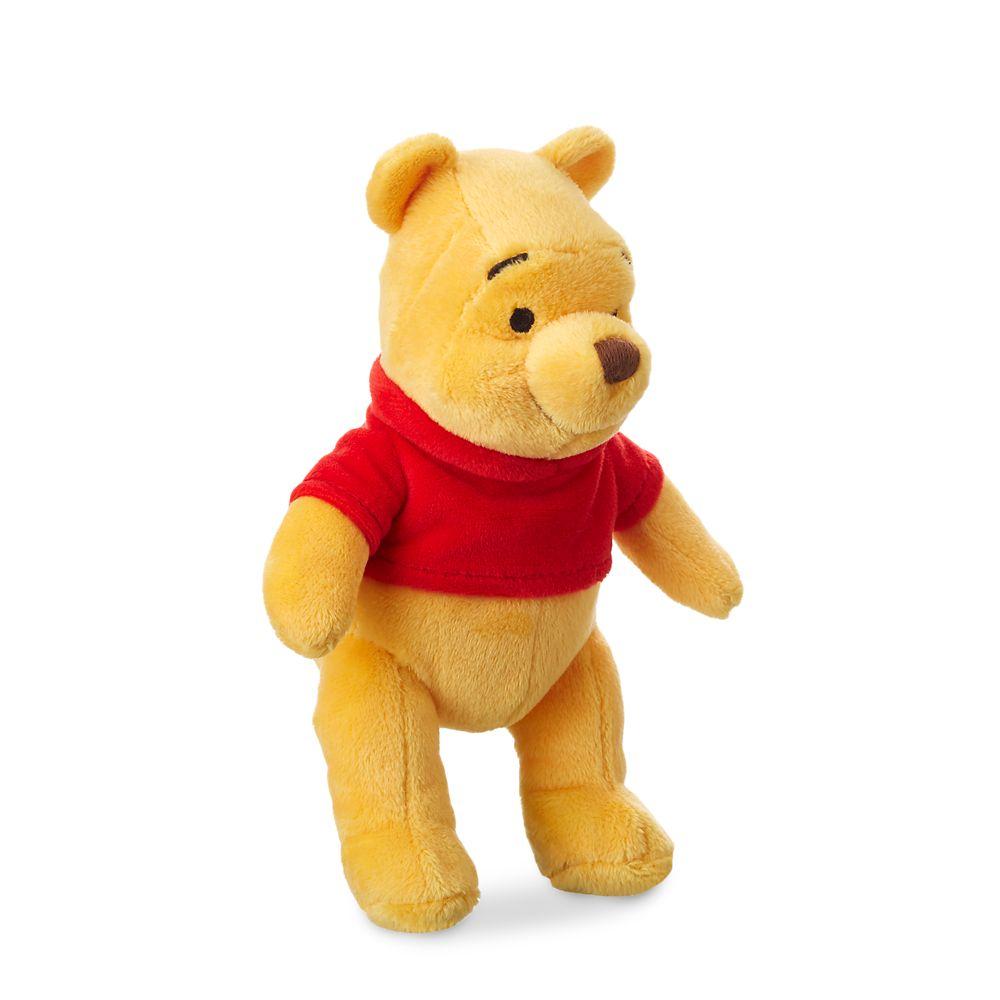 Brilliant Winnie The Pooh Plush Mini Bean Bag Ncnpc Chair Design For Home Ncnpcorg