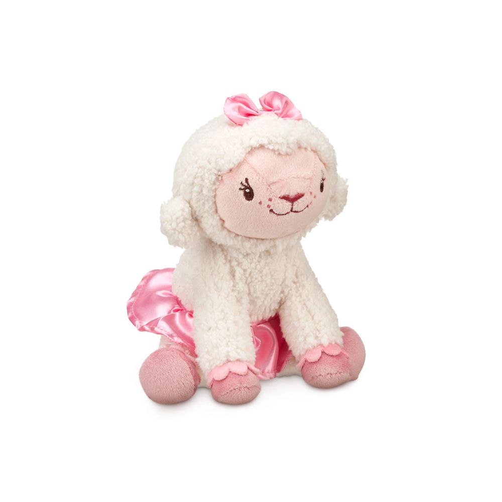 Lambie Plush – Doc McStuffins – Mini Bean Bag – 7''