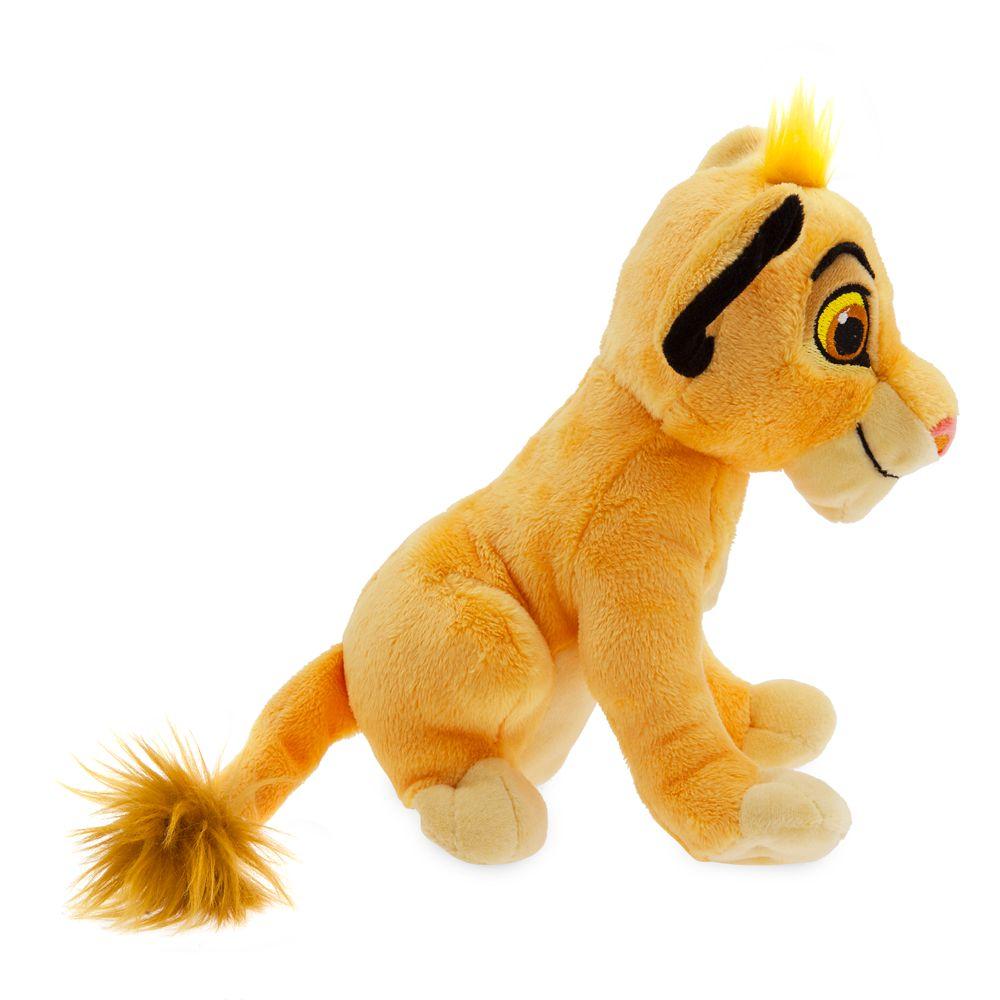 Simba Plush – The Lion King – Mini Bean Bag – 7''
