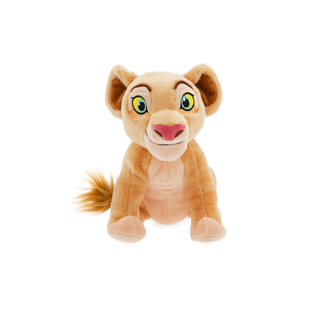 Nala Plush – The Lion King –  Mini Bean Bag – 6 1/2''