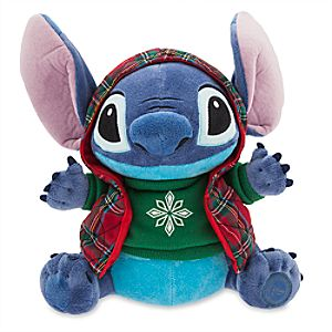 Stitch Holiday Plush - Medium - 12