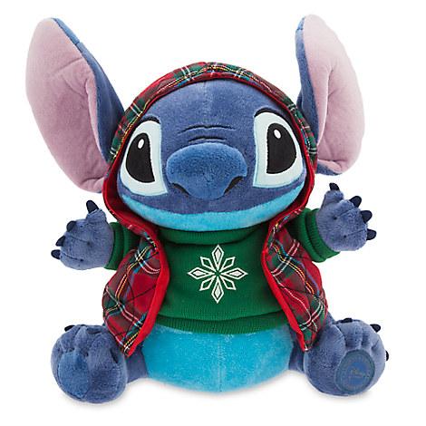 Stitch Holiday Plush - Medium - 12''