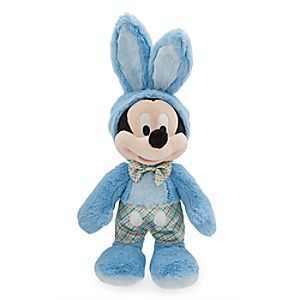 Mickey Mouse Plush Bunny - Medium