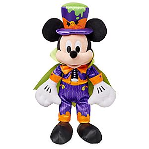 Mickey Mouse Halloween Plush - 17''
