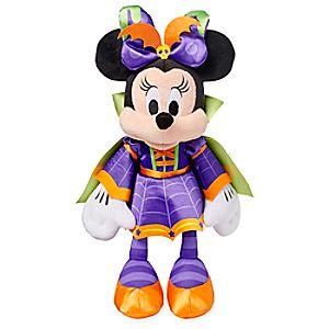 Minnie Mouse Halloween Plush - 16''