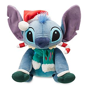 Stitch Holiday Plush - Medium