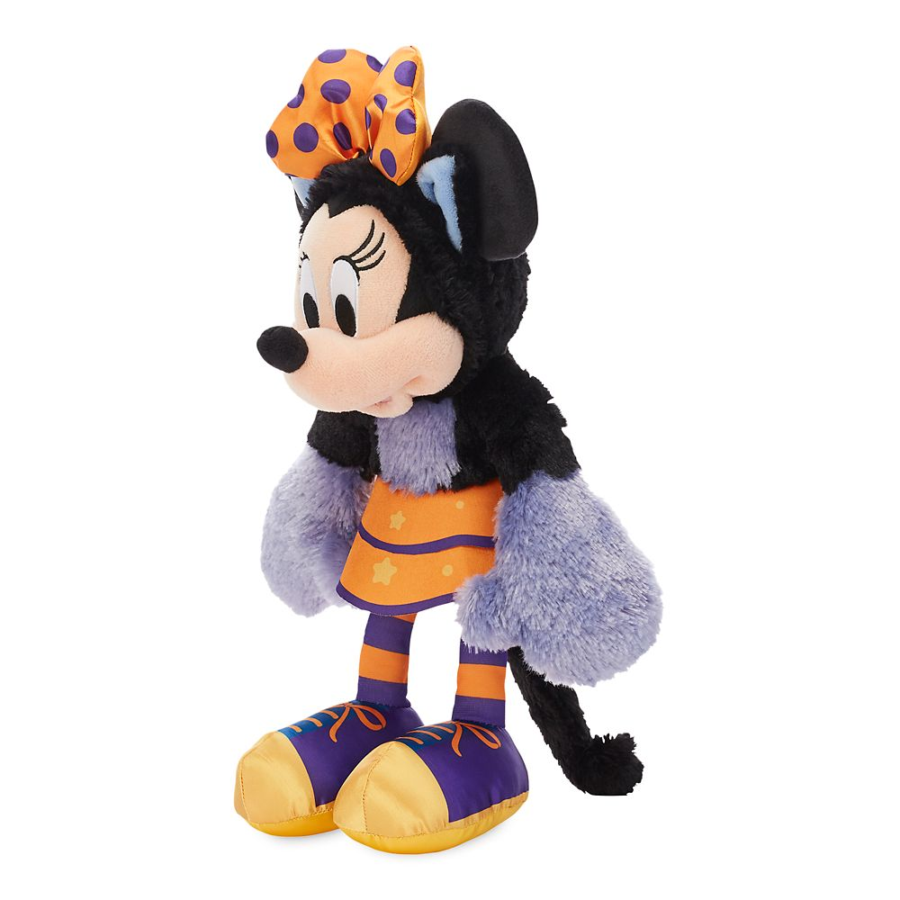 Minnie Mouse Cat Plush – Halloween – Small – 13''