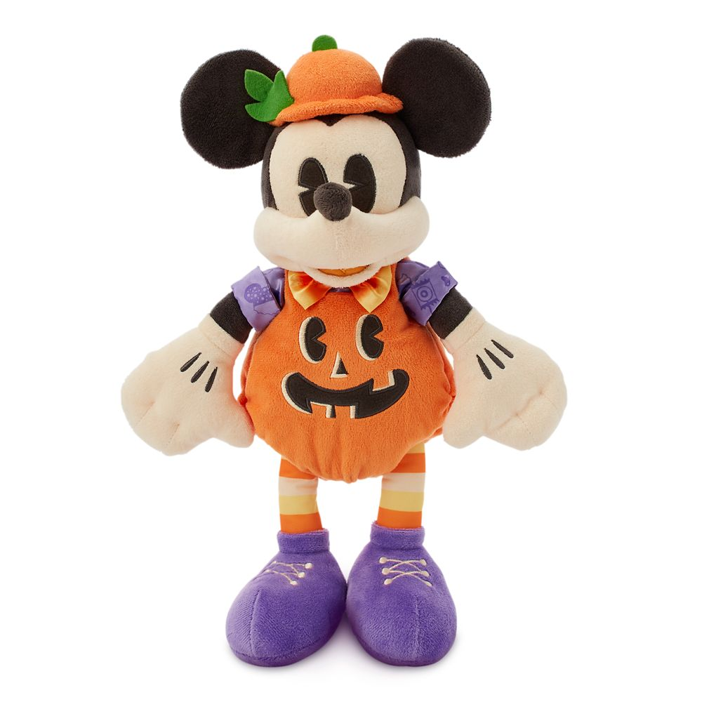 Mickey Mouse Halloween Plush  – 15''
