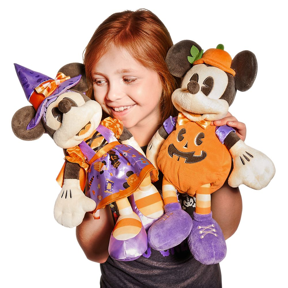 Mickey Mouse Halloween Plush  – 15''