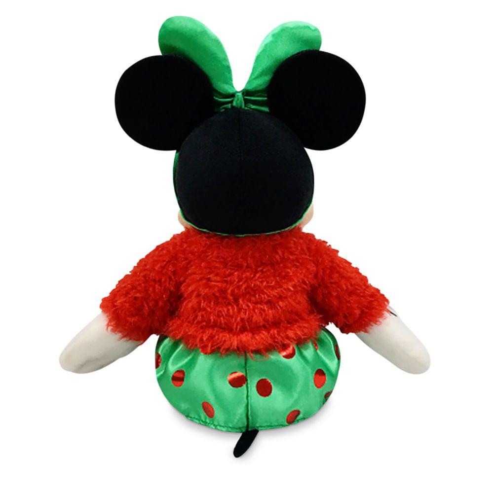 Minnie Mouse Holiday Plush – Medium 17''