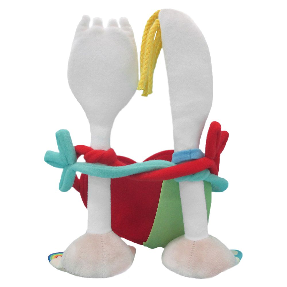 Forky and Karen Beverly Plush Duo – Valentine's Day – Small 9 1/2''