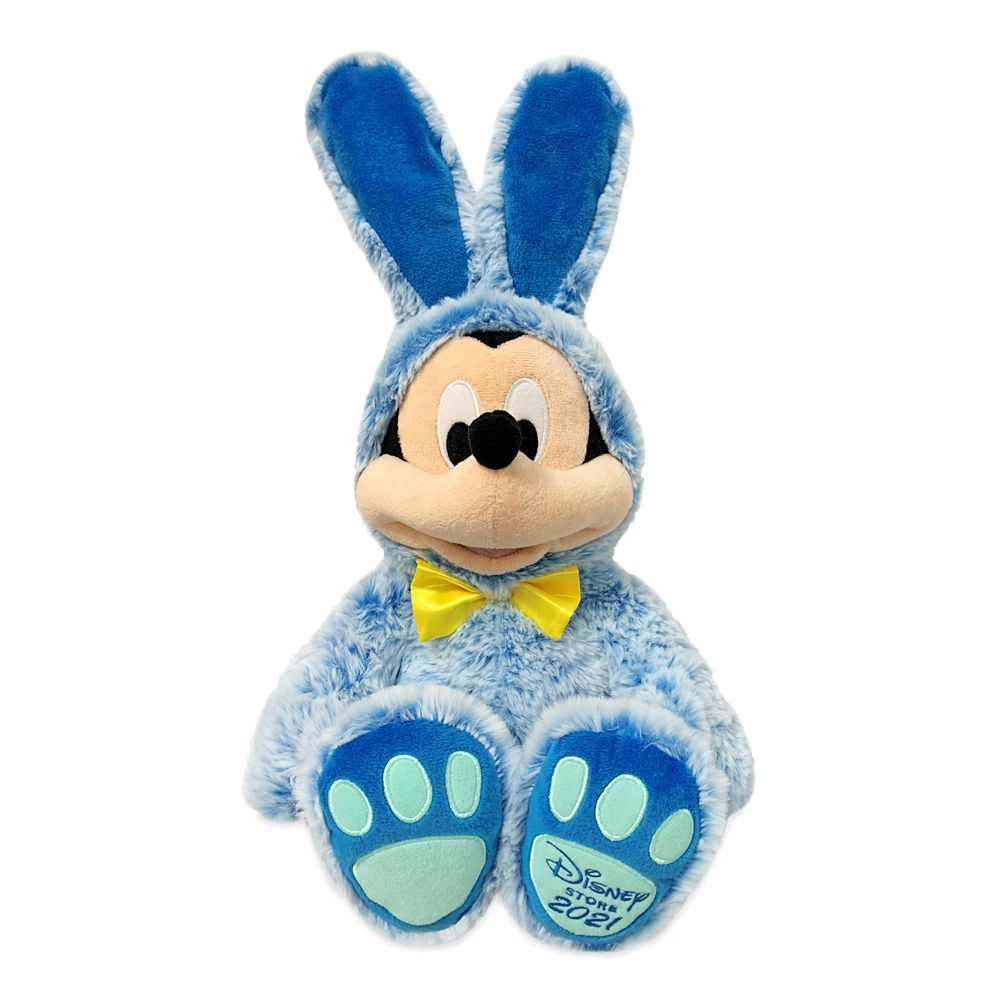 Mickey Mouse Plush Easter Bunny – Small 18''