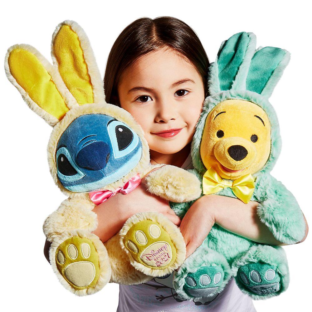 Stitch Plush Easter Bunny – Small 15''