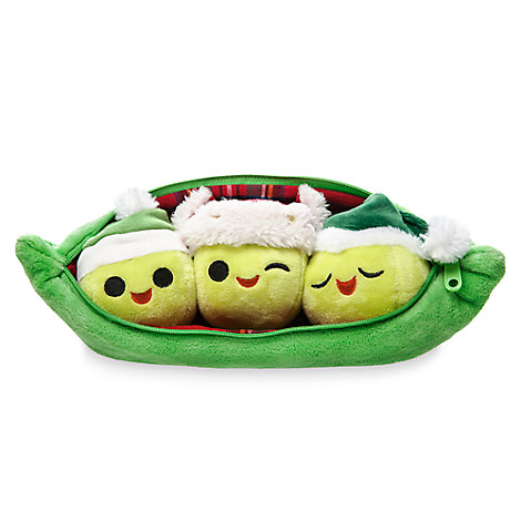 Peas-in-a-Pod Holiday Plush - Toy Story - Small - 11''