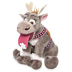 Sven Holiday Plush - Frozen - Mini Bean Bag - 7