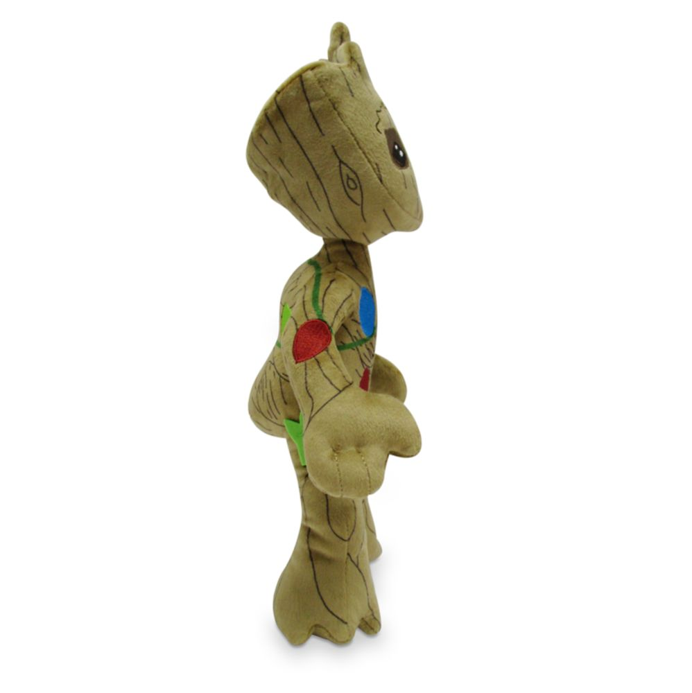 Groot Holiday Plush – Guardians of the Galaxy – Small 11''