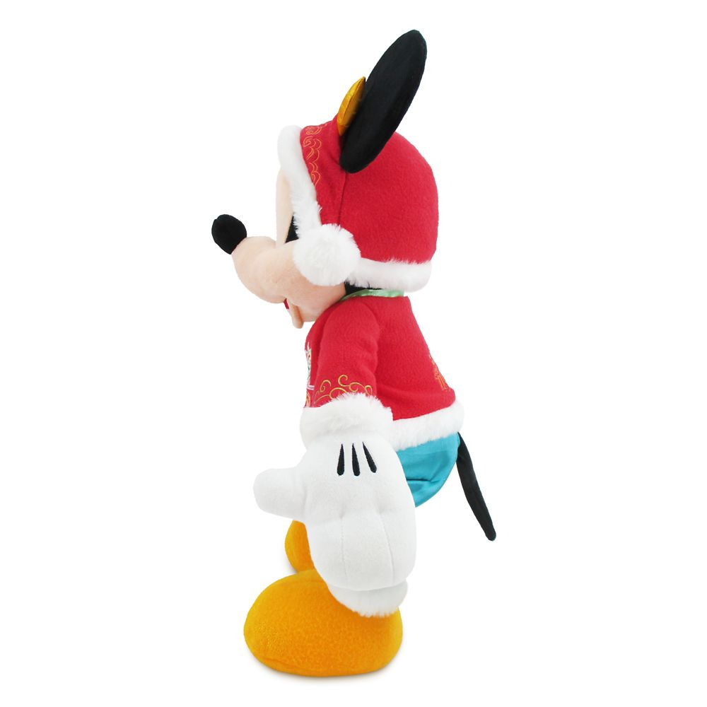 Mickey Mouse Lunar New Year 2021 Plush – Medium 17''