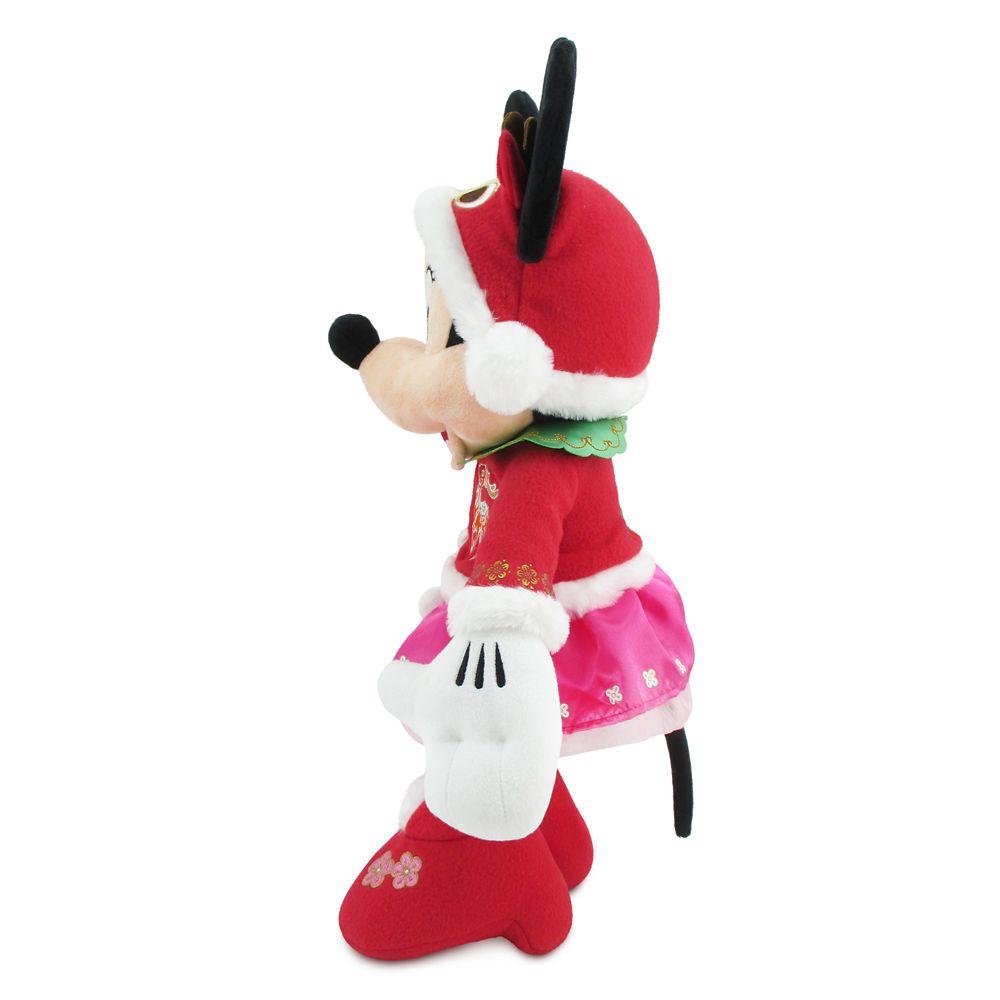 Minnie Mouse Lunar New Year 2021 Plush – Medium 17''