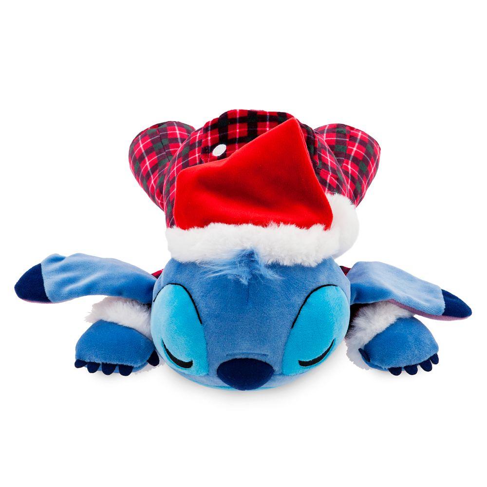 Stitch Holiday Cuddleez Plush – Medium 12 1/4''