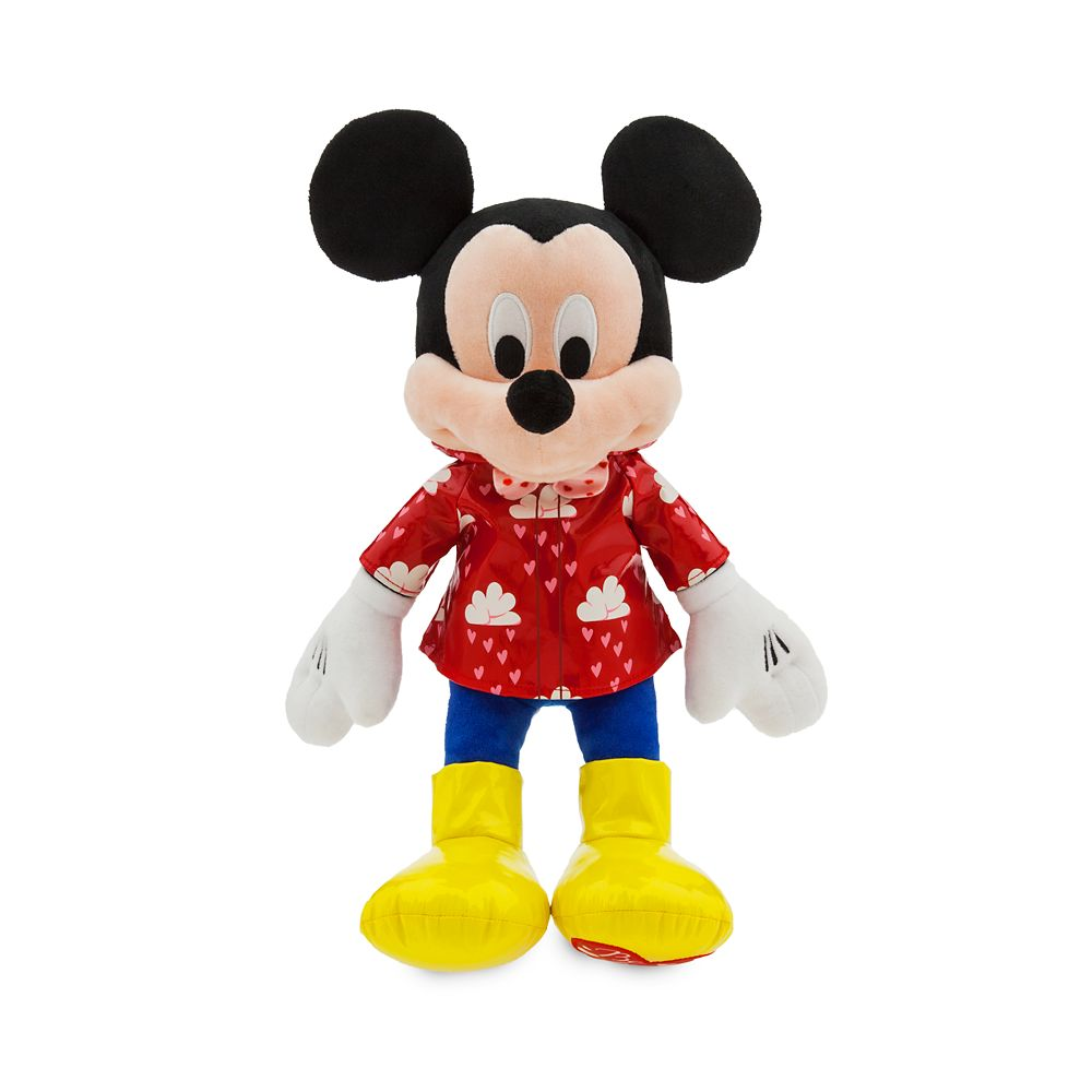 Mickey Mouse Plush – Valentine's Day – Medium – 15''