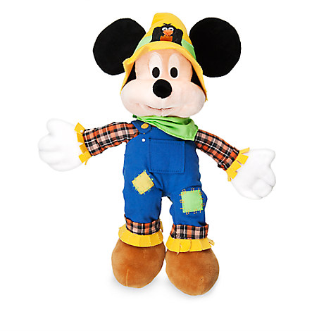 Mickey Mouse Plush - Halloween - Small - 15''