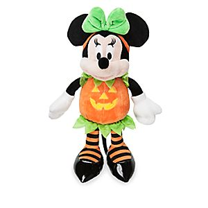 Minnie Mouse Plush - Halloween - Small - 15''