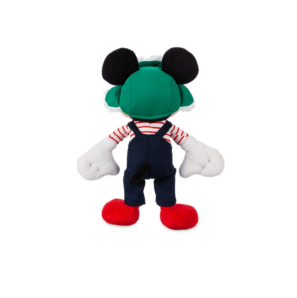 Mickey Mouse Holiday Plush – Mini Bean Bag – 9''
