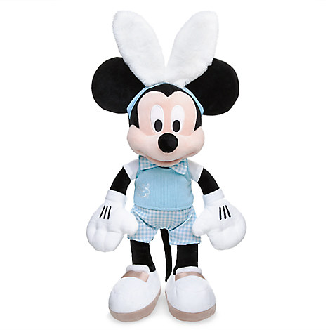 Mickey Mouse Easter Plush - 19''