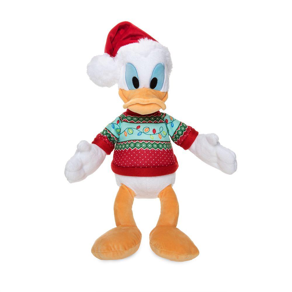 Donald Duck Holiday Plush – Medium – 15''