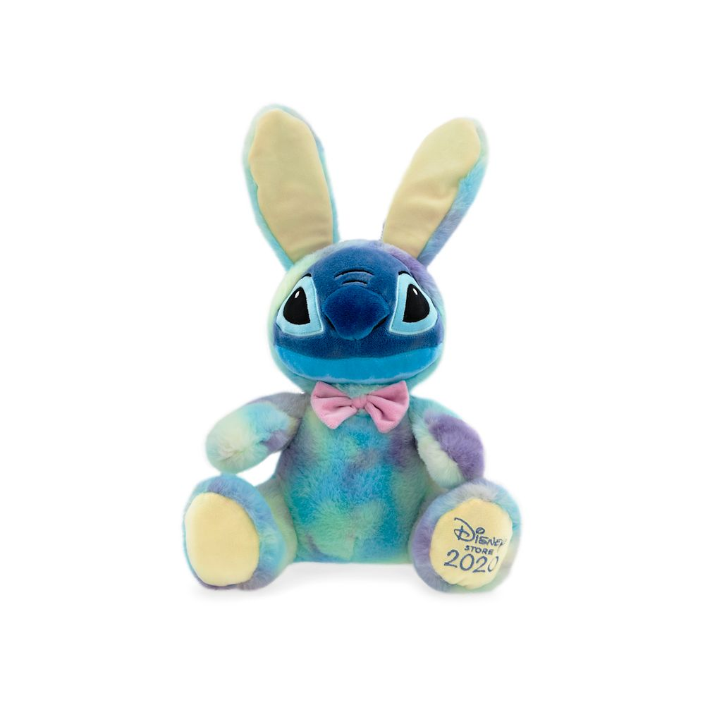 Stitch Plush Bunny  Small  15'' Official shopDisney