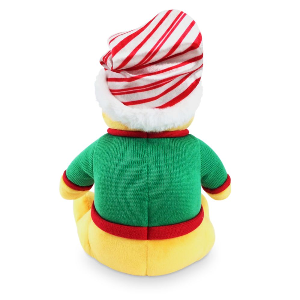 Winnie the Pooh Holiday Plush – Medium 14 1/2''