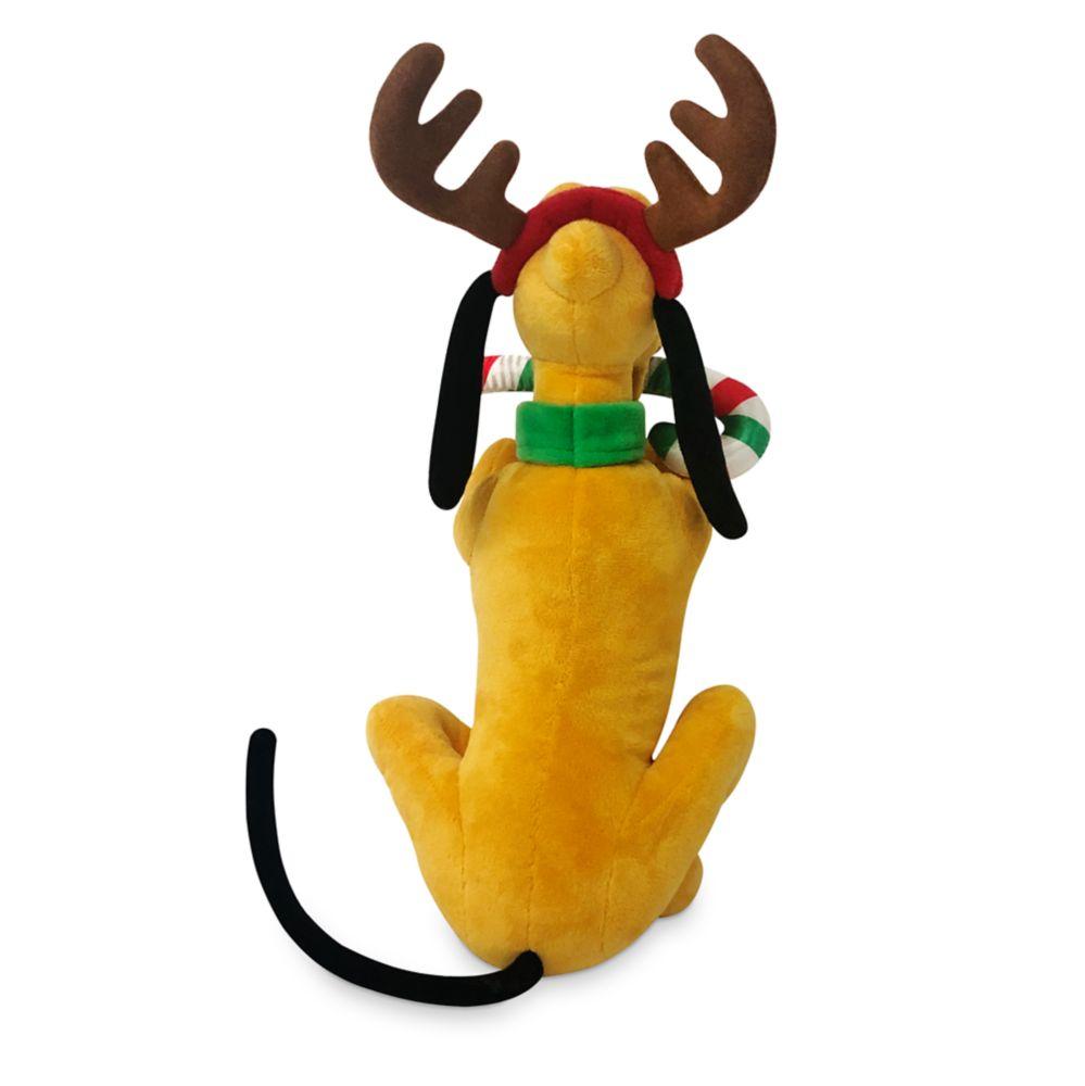 Pluto Holiday Plush – Small  12 1/2''